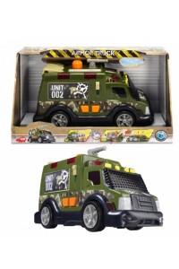Грузовик Dickie Toys военный 3308364