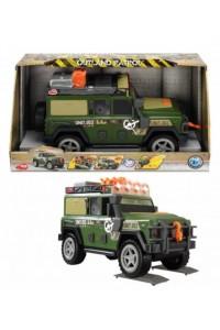Внедорожник Dickie Toys военный 3308366