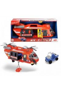 Вертолет Dickie Toys спасательный 3309000