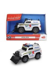 Полицейская машина Dickie Toys внедорожник 3302001