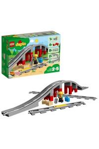 10872 Железнодорожный мост Lego Duplo