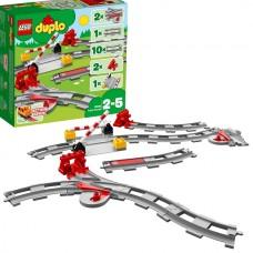 Lego 10882 Рельсы