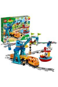 Лего 10875 Грузовой поезд Lego Duplo