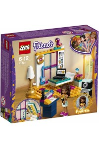 Lego Friends 41341 Комната Андреа