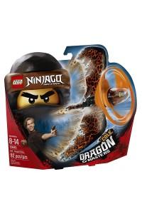 Lego Ninjago 70645 Коул - Мастер дракона