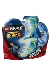 Lego Ninjago 70646 Джей - Мастер дракона