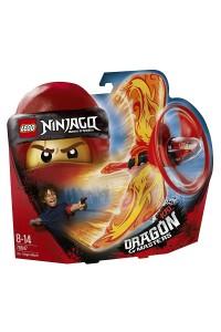 Lego Ninjago 70647 Кай - Мастер дракона