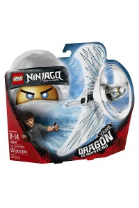Lego Ninjago 70648 Зейн - Мастер дракона