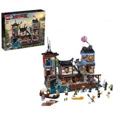 Lego Ninjago Movie 70657 Порт Ниндзяго Сити