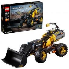 Lego 42081 VOLVO колёсных погрузчик ZEUX