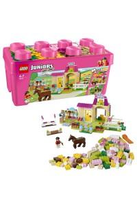 Лего Джуниорс Ферма для пони, 10674