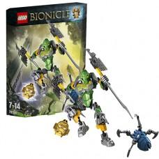 Лего Бионикл Лева-Повелитель Джунглей, 70784