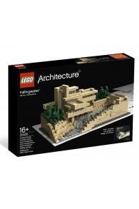 Лего Архитектура Дом над водопадом, 21005