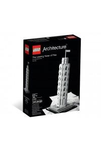 Лего Архитектура Пизанская башня, 21015