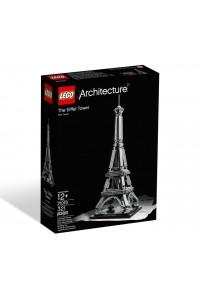 Лего Архитектура Эйфелева башня 21019