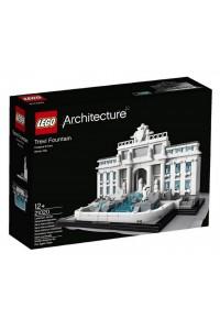 Лего Архитектура Фонтан Треви, 21020