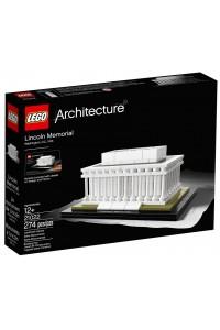 Лего Архитектура Мемориал Линкольна, 21022