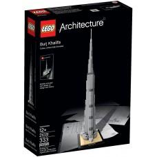 Лего Архитектура Бурдж-Халифа 21031