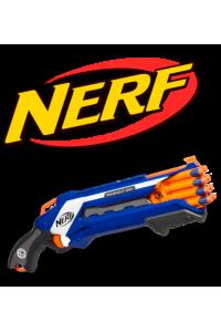 Игрушечное оружие бластеры Nerf Нёрф