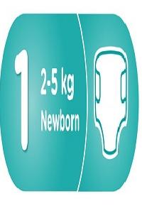 Размер 1 Newborn (2-5кг)