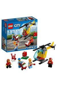 Лего Город Набор для начинающих Аэропорт, 60100