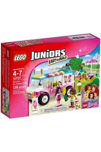 Лего Джуниорс Грузовик с мороженым Эммы, 10727