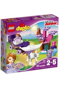 Лего Дупло Волшебная карета Софии Прекрасной, 10822