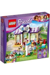 Лего Подружки Детский сад для щенков, 41124