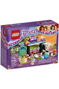 Лего Подружки Парк развлечений: игровые автоматы, 41127