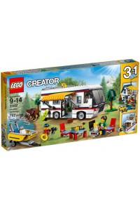 Лего Креатор Кемпинг, 31052