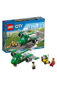 Лего Город Грузовой самолет, 60101