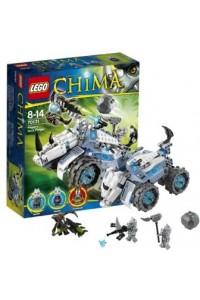 Лего Легенды Чимы Камнемет Рогона, 70131