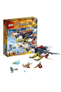 Лего Легенды Чимы Огненный истребитель Орлицы Эрис, 70142