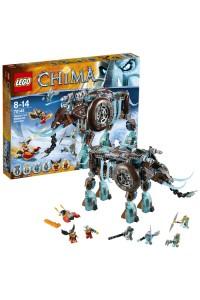 Лего Легенды Чимы Ледяной мамонт-штурмовик Маулы, 70145