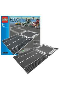 Лего Город Перекресток, 7280