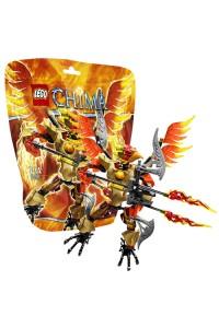 Лего Легенды Чимы ЧИ Фламинокс, 70211