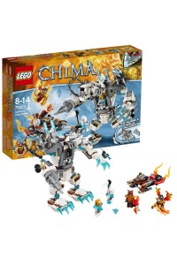 Лего Легенды Чимы Ледяной бур Айсбайта, 70223