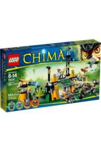 Lego Chima 70134 База Лавертуса