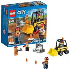 Лего Город Набор «Строительная команда» для начинающих, 60072
