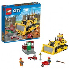 Лего Город Бульдозер, 60074