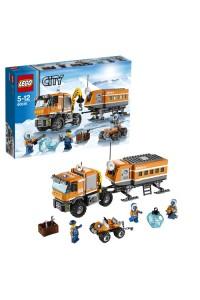 Лего Город Передвижная арктическая станция, 60035