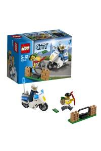 Лего Город Погоня за воришкой, 60041
