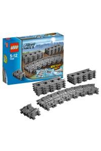 Лего Город Гибкие пути, 7499