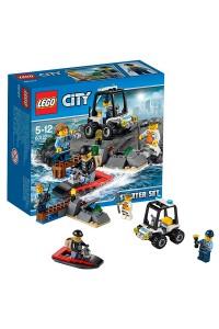 Lego City 60127 Набор для начинающих Остров-тюрьма