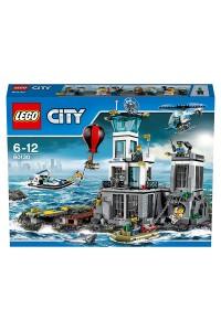 Lego City Остров тюрьма 60130