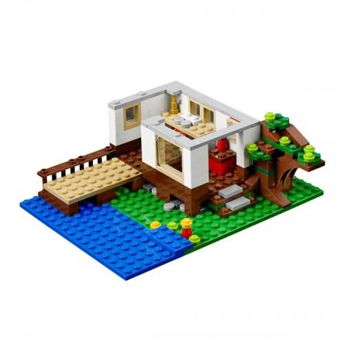 Lego creator 31010 лего криэйтор домик на