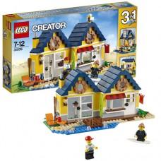 Лего Креатор Домик на пляже, 31035