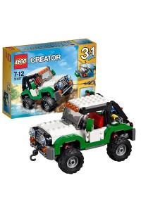 Лего Креатор Внедорожники, 31037
