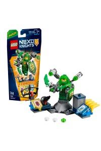 Лего Рыцари Нексо Аарон–Абсолютная сила, 70332