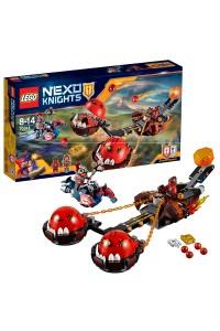 Лего Рыцари Нексо Безумная колесница Укротителя, 70314